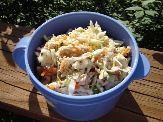 fernöstlicher salat