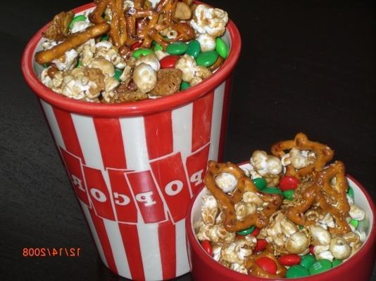 gemischt-Popcorn