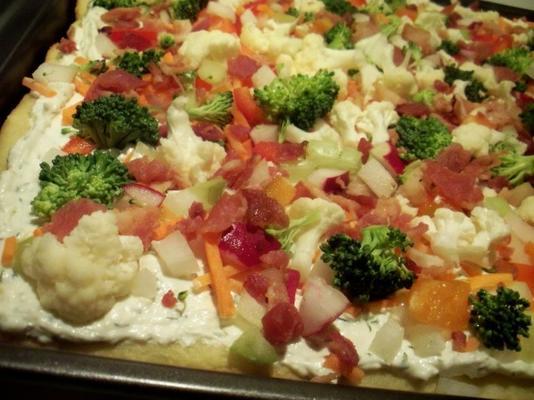 Lisa vegetarische Pizza