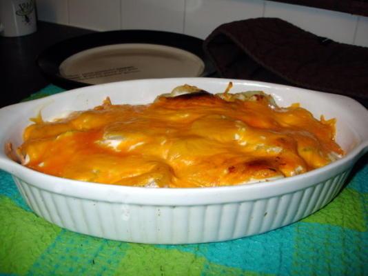 Kartoffel- und Lachsgrill (einfach und gesund)
