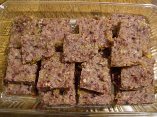 Obst pemmican