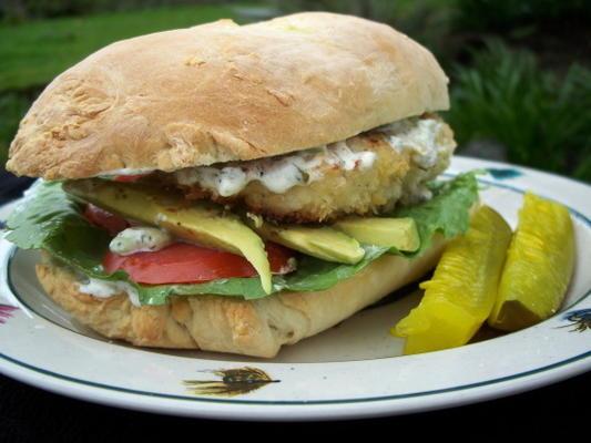 Das ultimative Fischfilet-Sandwich