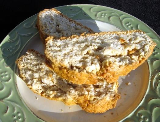 barbadische Kokosnuss süßes Brot