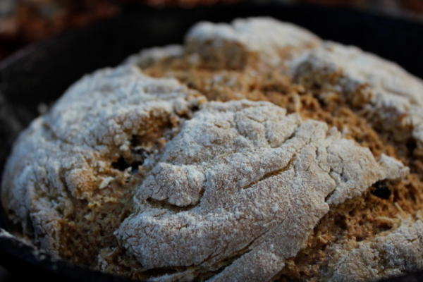 Vollkorn-Irish-Soda-Brot