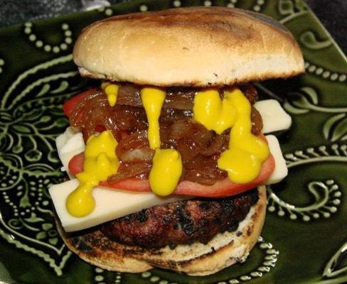 Papas Tagesburger
