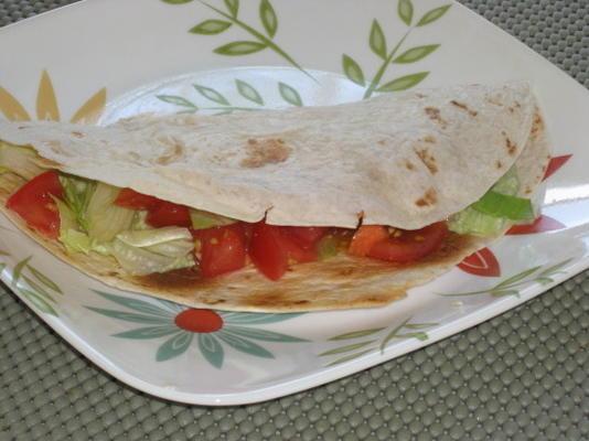 Guacamole-Sandwiches