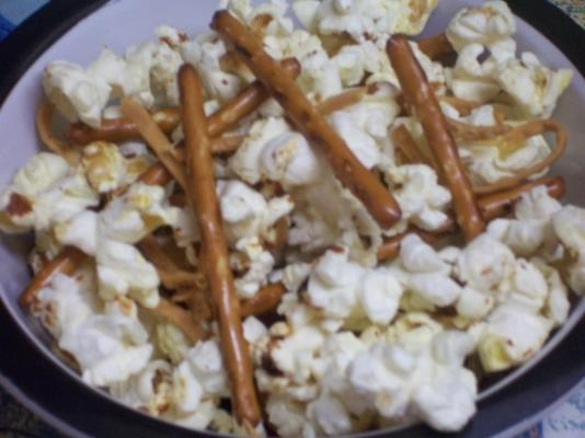 Salziges Dawn-Popcorn