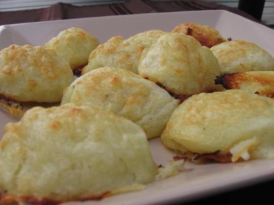 Kartoffel-Gruyere-Hauche