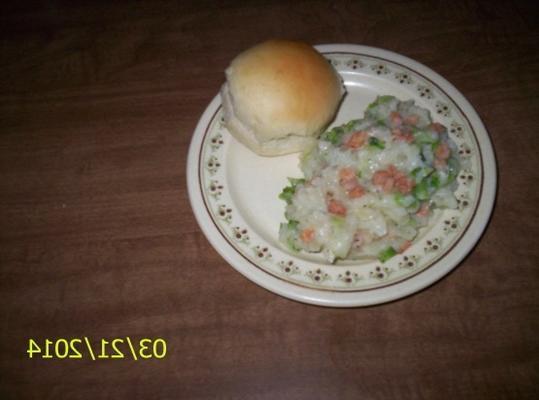 Garnelen und Brokkoli Kartoffeln sp5