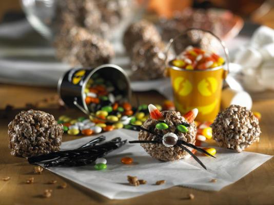 Kakaohalloween-Katzenfestlichkeiten ™