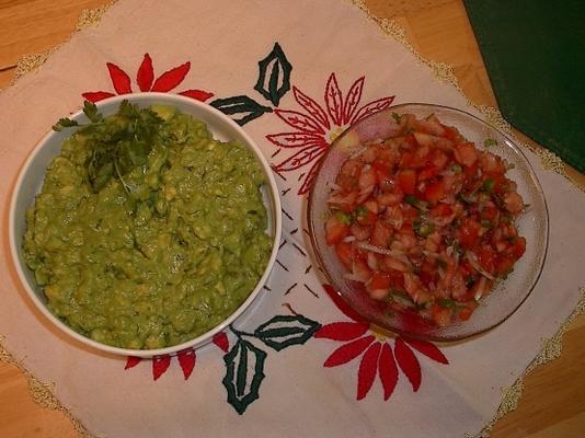 margos pico de gallo o 'salsa mexicana