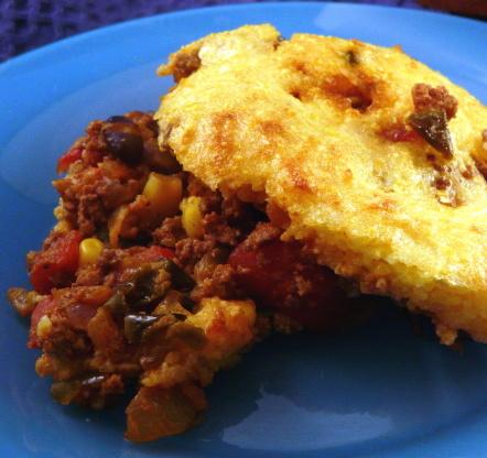 Tamale Pie für zwei (ww Kern)